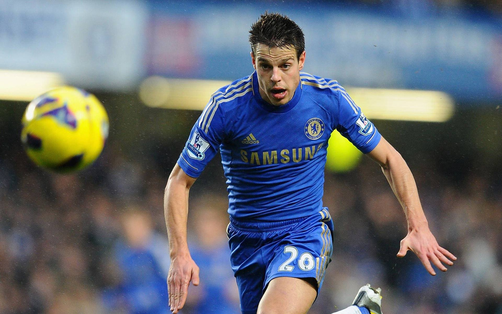 55ba6ac5e58a8 Its No Wonder Filipe Luis Left Chelsea, Cesar Azpilicueta Is The Best Left Back In Europe