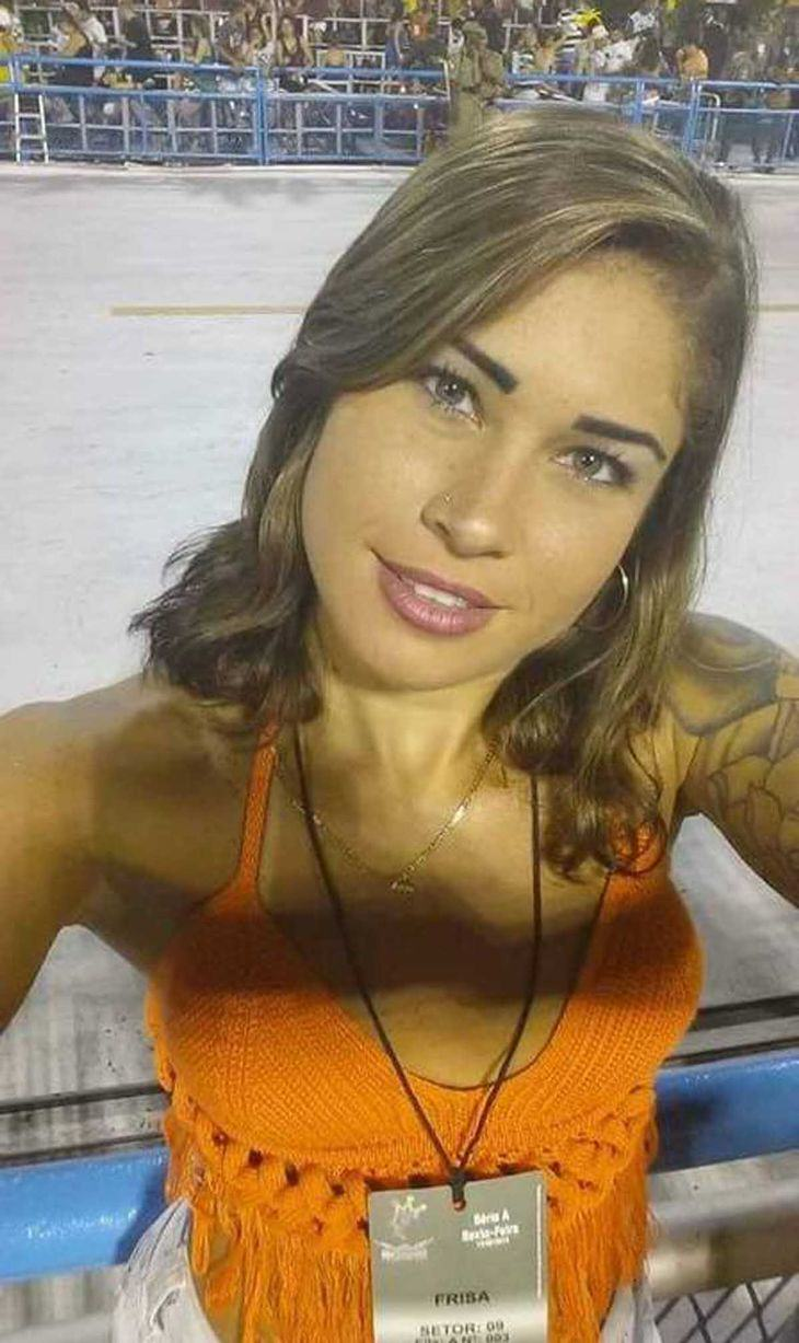 Rita Mattos 3 This Brazilian Street Cleaner Has Become An Internet Sensation