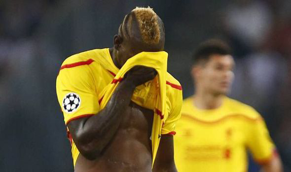 balotelli1 What Do You Do With A Problem Like Mario?
