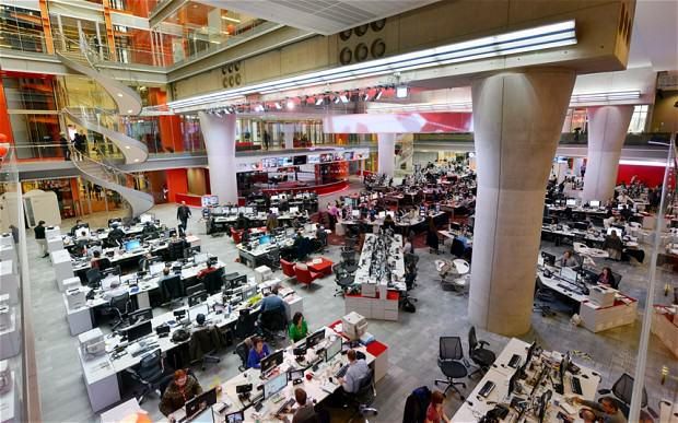 bbc newsroom 2563501b1 BBC To Cut Over 1000 Jobs After People Stop Paying Their TV License