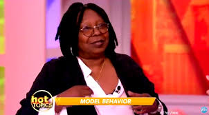 bca8ba946c7bc4eeafa4ea3a690cbd3a Whoopi Goldberg Hits Out At Cara Delevingne, Not Really Sure Why