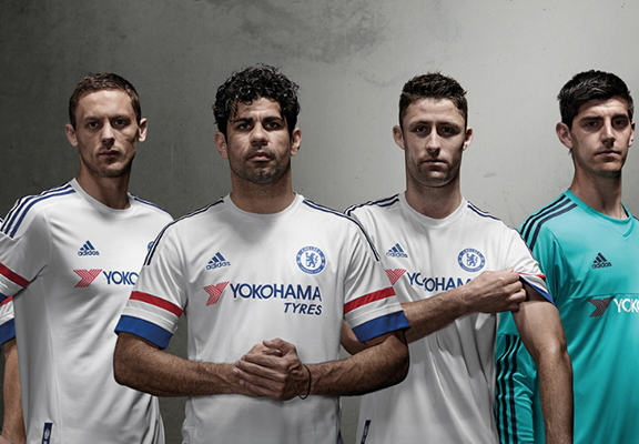 cfc ok The Best New Football Kits For The 2015/16 Season