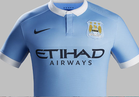 city ok The Best New Football Kits For The 2015/16 Season