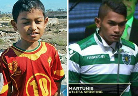 This Tsunami Survivor And Portugal Superfan Has An Incredible Story cris web