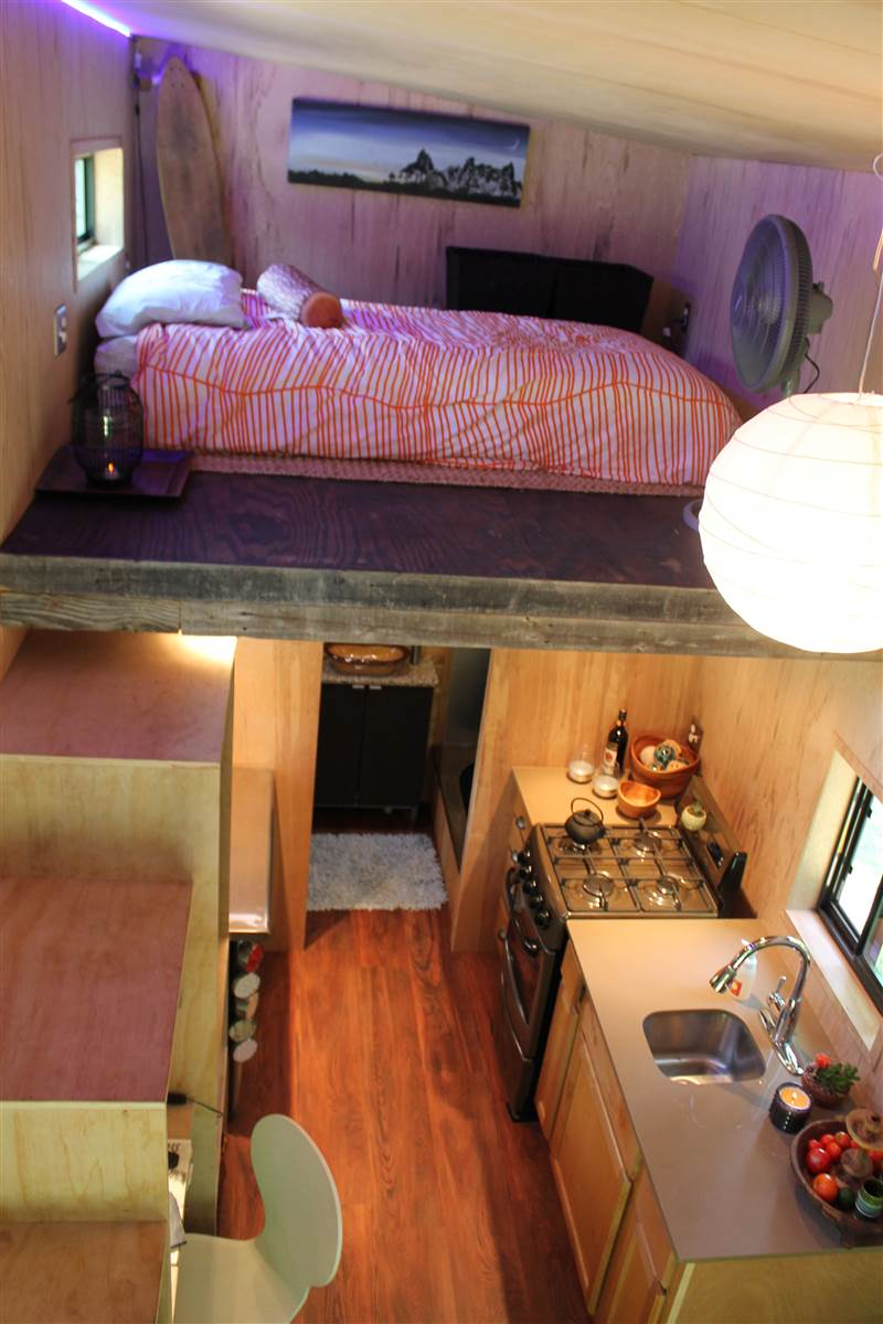 debt free1 College Student Builds Tiny Home To Graduate Debt Free