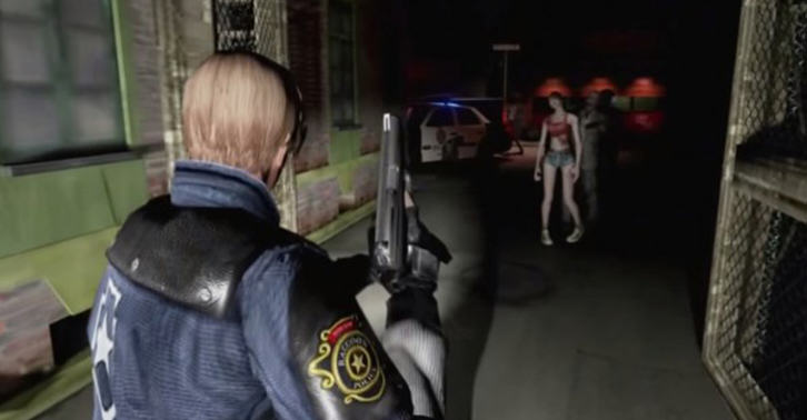 evilfacebook2 The Resident Evil 2 Remake Is Nearly Ready And Will Be Totally Free