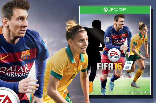 fifa 16 woman FIFA 16 Will Feature A Female Player On The Cover For The First Time Ever