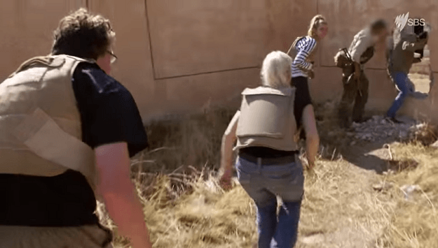 gbtwkf Crazy Australian Reality TV Show Sends Contestants To ISIS Front Lines