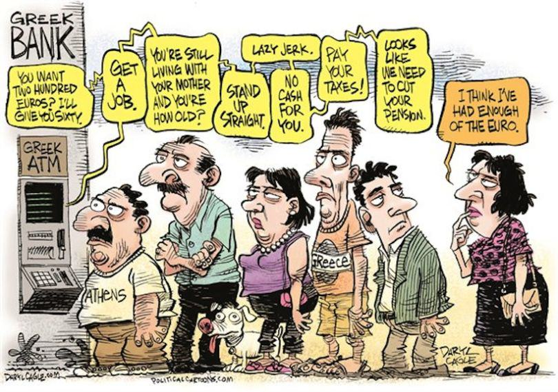 greek crisis 12 The Greek Debt Crisis Has Been Explained In Cartoons