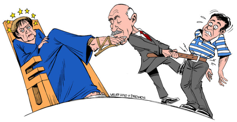 greek crisis 2 The Greek Debt Crisis Has Been Explained In Cartoons