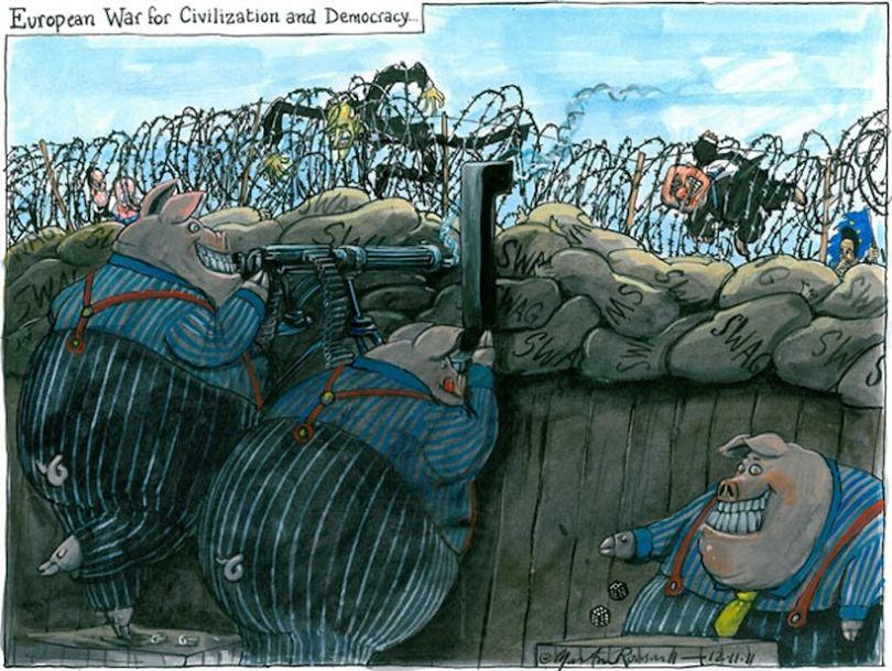 greek crisis 9 The Greek Debt Crisis Has Been Explained In Cartoons