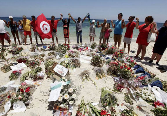 isis web Isis Runaway Sends Horrendous Text Message Mocking Tunisia Beach Massacre