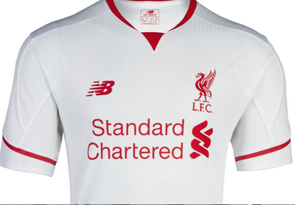 lfc ok The Best New Football Kits For The 2015/16 Season