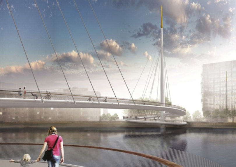 Here Are The Final Four Designs For Londons New Cycle Bridge