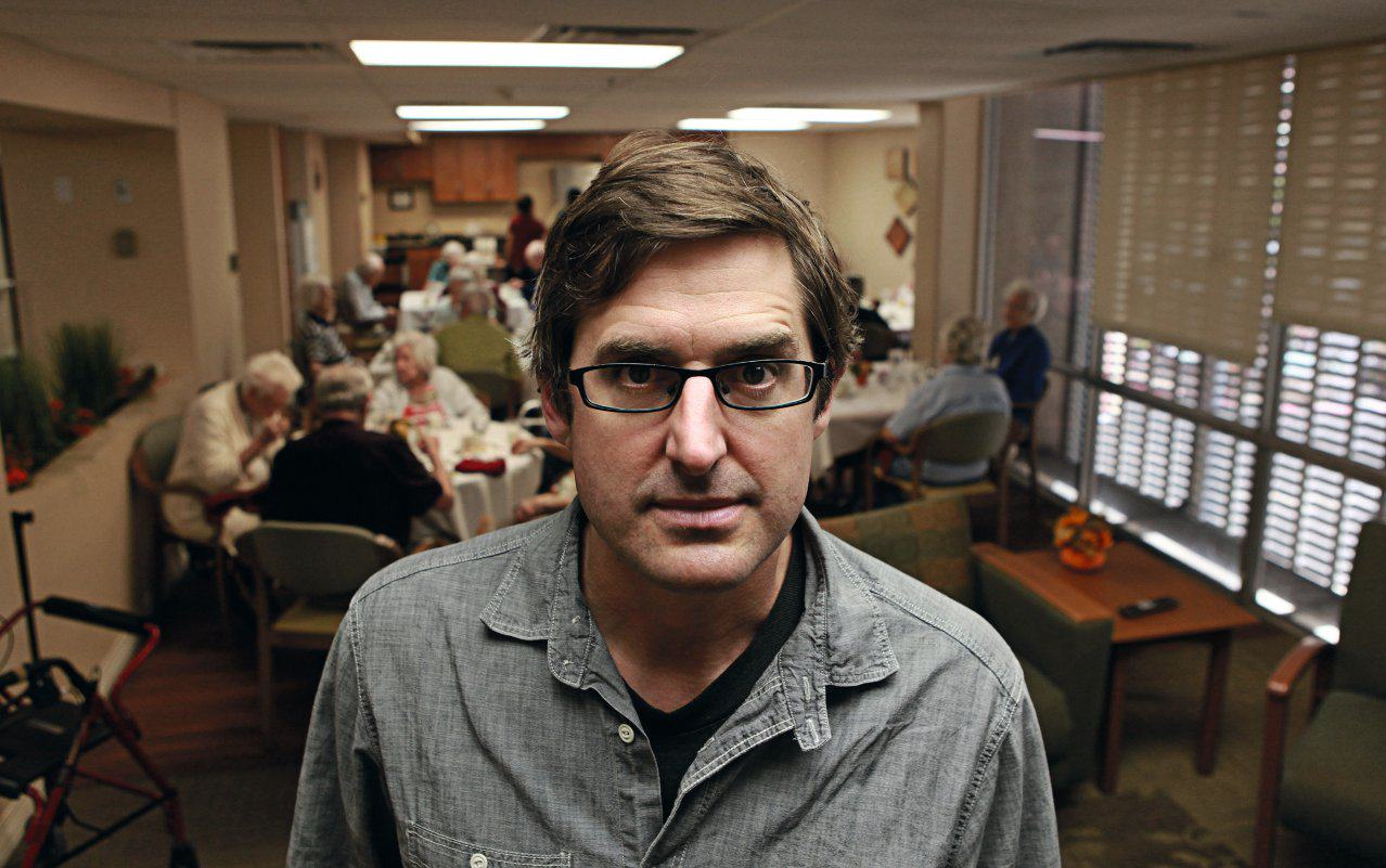 louis theroux RT Louis Theroux Thinks Documentary Stopped Jimmy Savile Abusing Children For A Year