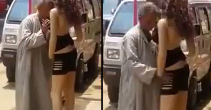 mannequin fb Man Caught Inappropriately Fondling A Mannequin On The Street