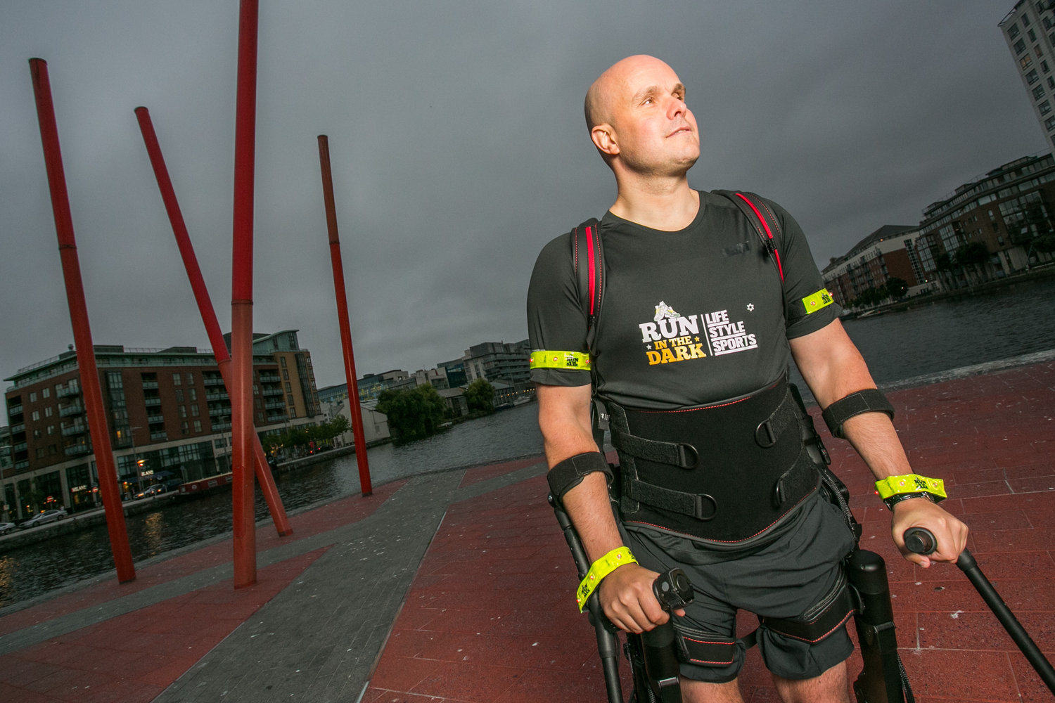 mark pollock Blind Man Sues Friends After Falling Out Of Their Window