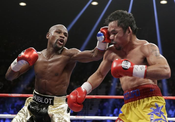Floyd Mayweather Will Be Stripped Of His WBO 147lbs Belt mayweather 2