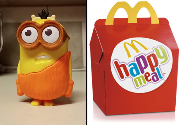 WTF? McDonalds Denies That Happy Meal Minions Toys Are Swearing minion WEB