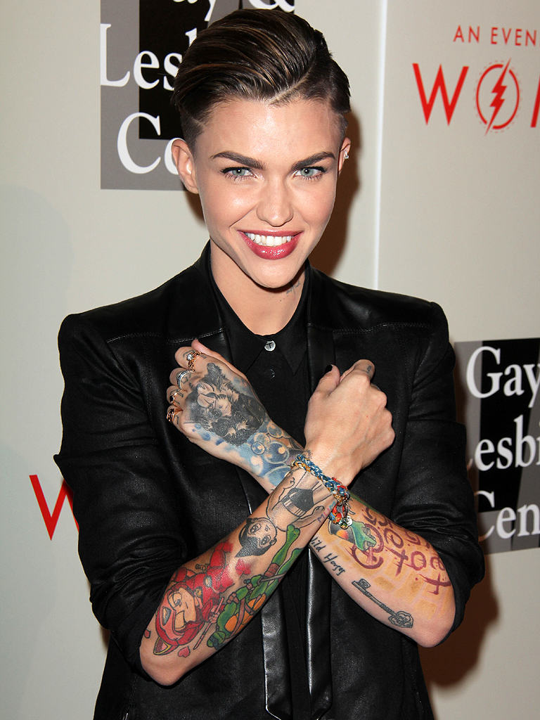 ruby rose 1 OITNB Star Ruby Rose Saved Up For A Sex Change From Age Five