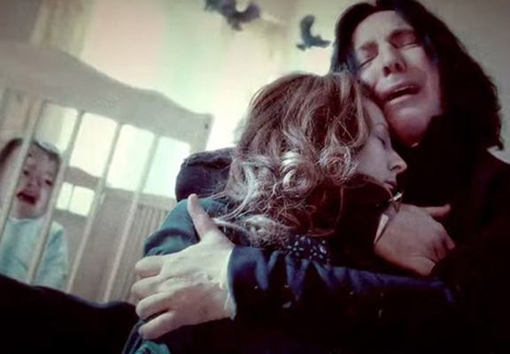 snape web Watching These Professor Snape Scenes In Chronological Order Changes Everything About Harry Potter