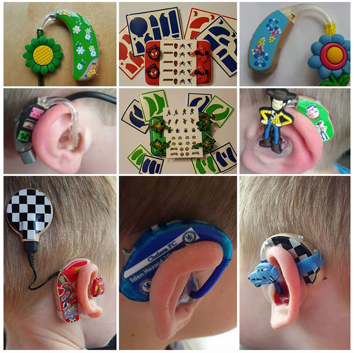 superhero2 Mother Designs Amazing Hearing Aids For Kids Using Superheroes