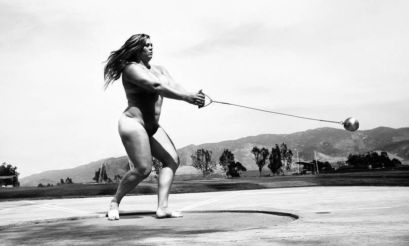 ww1 These Inspiring Pictures Show What The Top Athletes Look Like Without Clothes