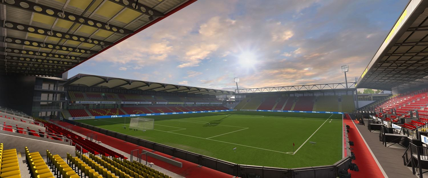 DXoblr4Gd FIFA 16 Will Include These Brand New Stadiums On Launch