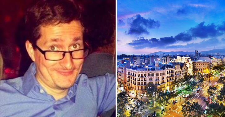JBknqv3HY This Guy Saves Money on London Rent By Commuting From Barcelona