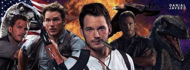 Chris Pratt Asked His Fans To Photoshop Him, Results Were Incredible MbHzODisFpratt 1.jpg