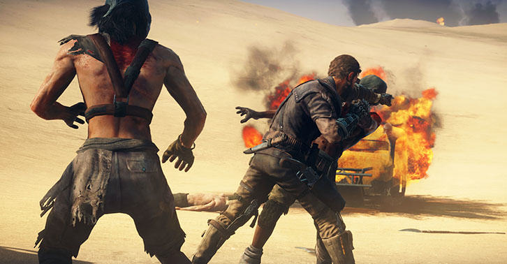 Mad Max Stronghold Looks Incredible In This Awesome New Trailer QbY6evymg
