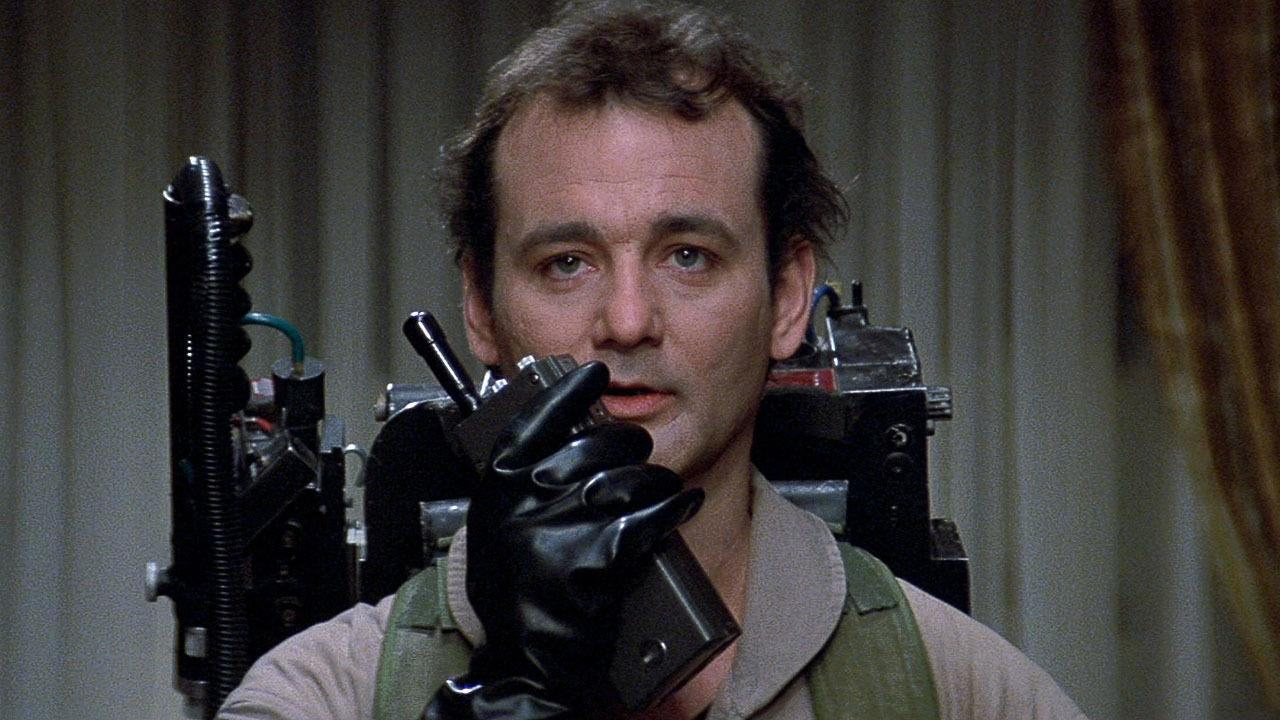 Bill Murray Reveals He IS In The New Ghostbusters Movie