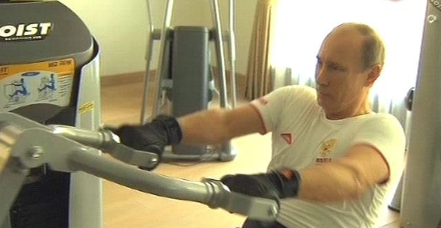 UNILAD 1311 Vladmir Putins Gym Workout Is Both Brilliant And Awful In Equal Measure