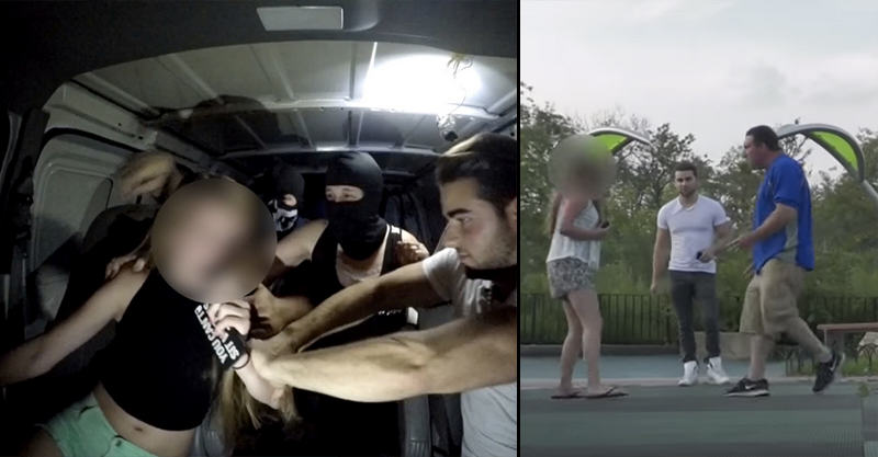 UNILAD 153 This Child Predator Experiment Puts Teen Girls In The Worst Possible Situation