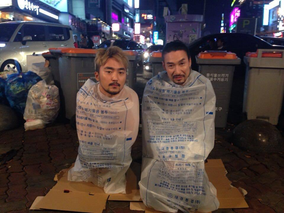 UNILAD 1712 The New Fashion Trend In Asia... Wearing Nothing But Plastic Bags