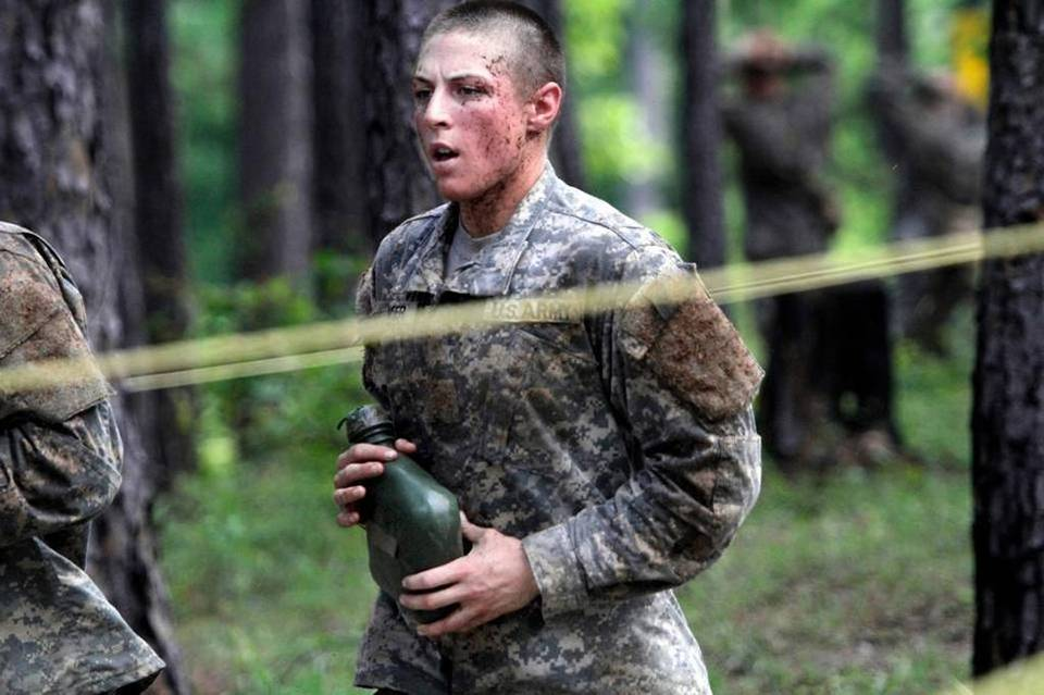 These Are The First Women To Complete Gruelling US Army Ranger School