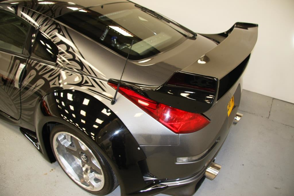 UNILAD 47 The Nissan 350Z From Fast And Furious: Tokyo Drift Is Up For Sale