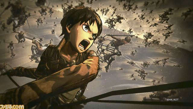 UNILAD Attack on Titan Fami shot 08 19 15 0013 Upcoming Attack On Titan Game Gets Preview And Stunning New Screenshots
