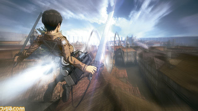 UNILAD Attack on Titan Fami shot 08 19 15 0023 Upcoming Attack On Titan Game Gets Preview And Stunning New Screenshots