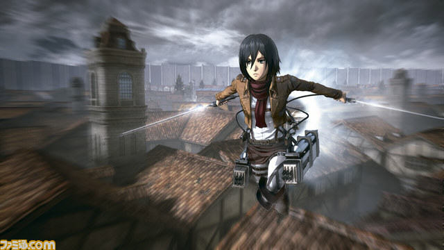 UNILAD Attack on Titan Fami shot 08 19 15 0035 Upcoming Attack On Titan Game Gets Preview And Stunning New Screenshots