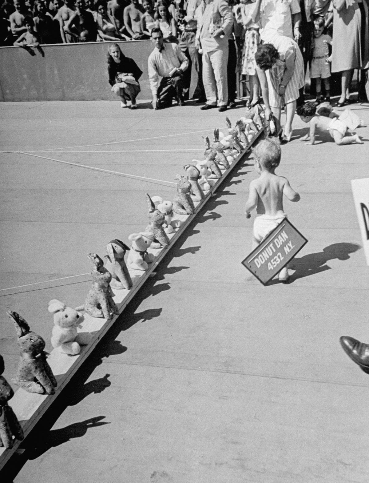 UNILAD CORNELL CAPATHE LIFE PICTURE COLLECTIONGETTY IMAGES 22 Baby Racing Used To Be A Real Life Actual Sport, And It Was Amazing