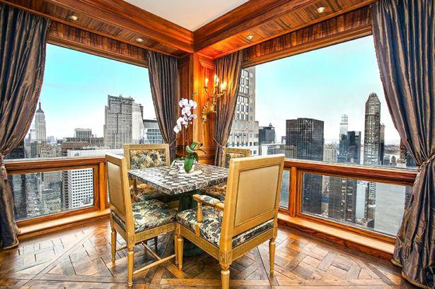 Inside Cristiano Ronaldos Ridiculously Priced New York Apartment UNILAD Cristiano Ronaldo New York Apartment 14