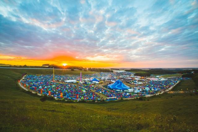 Is Boomtown Fair The Maddest Festival On Earth? UNILAD Daisy B City View4 640x426