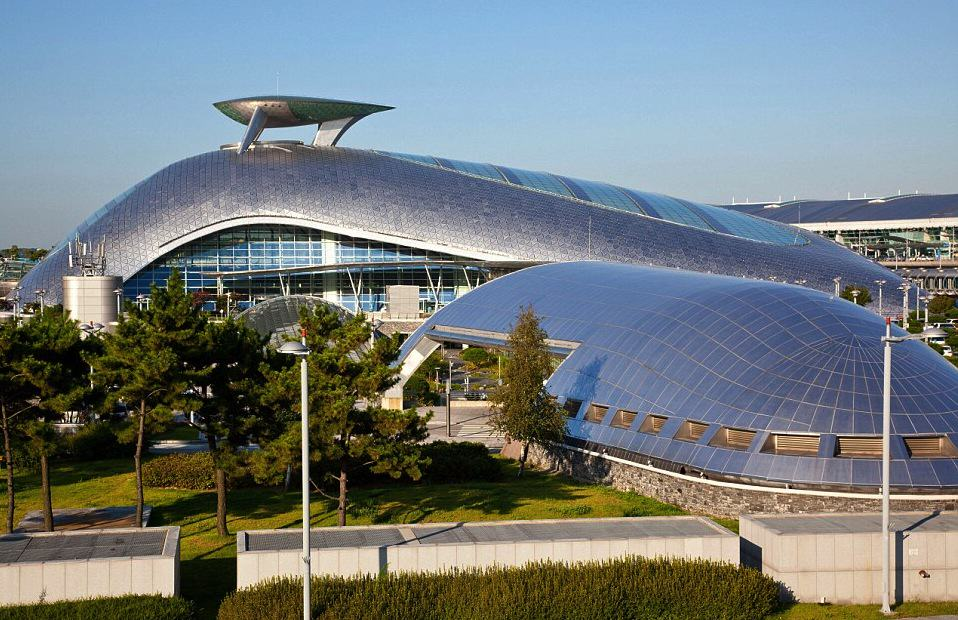 UNILAD Incheon Alamy 25 Some Of The Best Airports In The World You Wouldnt Mind Being Delayed In