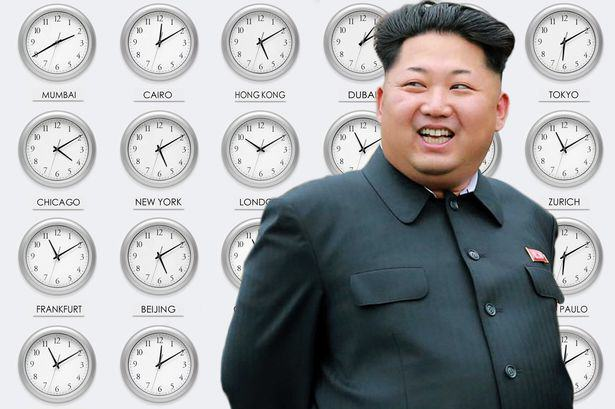 UNILAD KjEYvai North Korea Is Changing Its Timezone Due To Wicked Japanese Imperialists