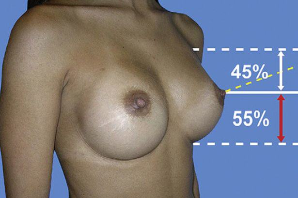 UNILAD Perfect boobs science formula4 Science Has Discovered What The Perfect Pair Of Boobs Look Like, Apparently