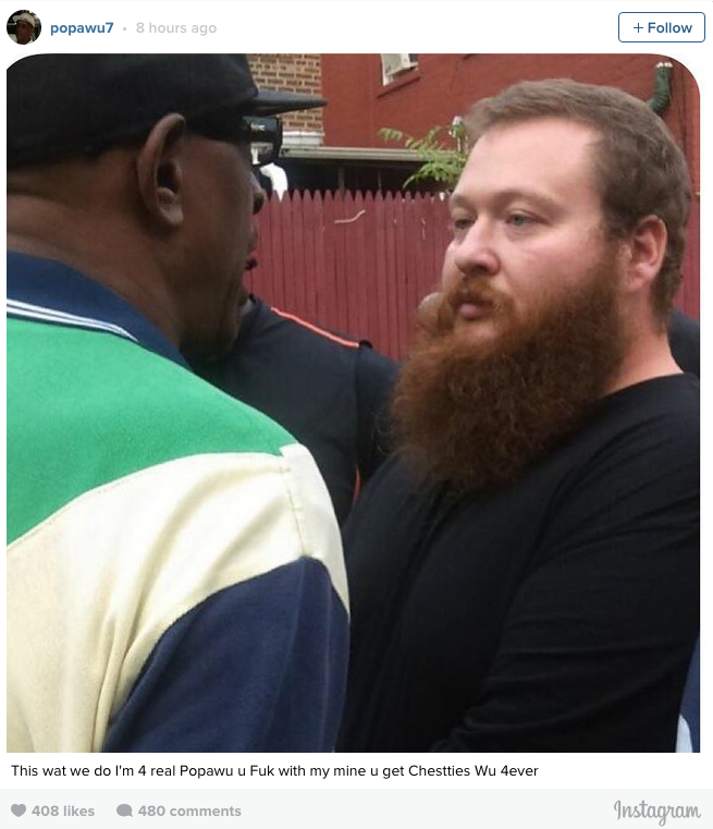 UNILAD Screen Shot 2015 08 12 at 10.50.554 Wu Tang Clan Affiliate Popa Wu Confronts Action Bronson