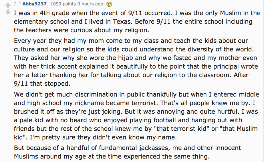 UNILADs Muslims Have Revealed The Drastic Ways Their Lives Changed After 9/11 image