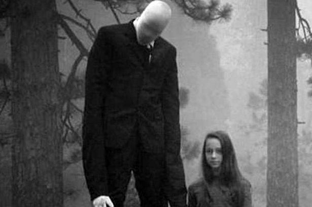 Two Girls Accused Of 'Slender Man' Stabbing To Be Tried As Adults UNILAD Slender Men YouTube2