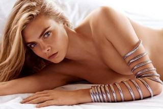 Cara Delevingne Says She Prefers Being Naked To Wearing Clothes